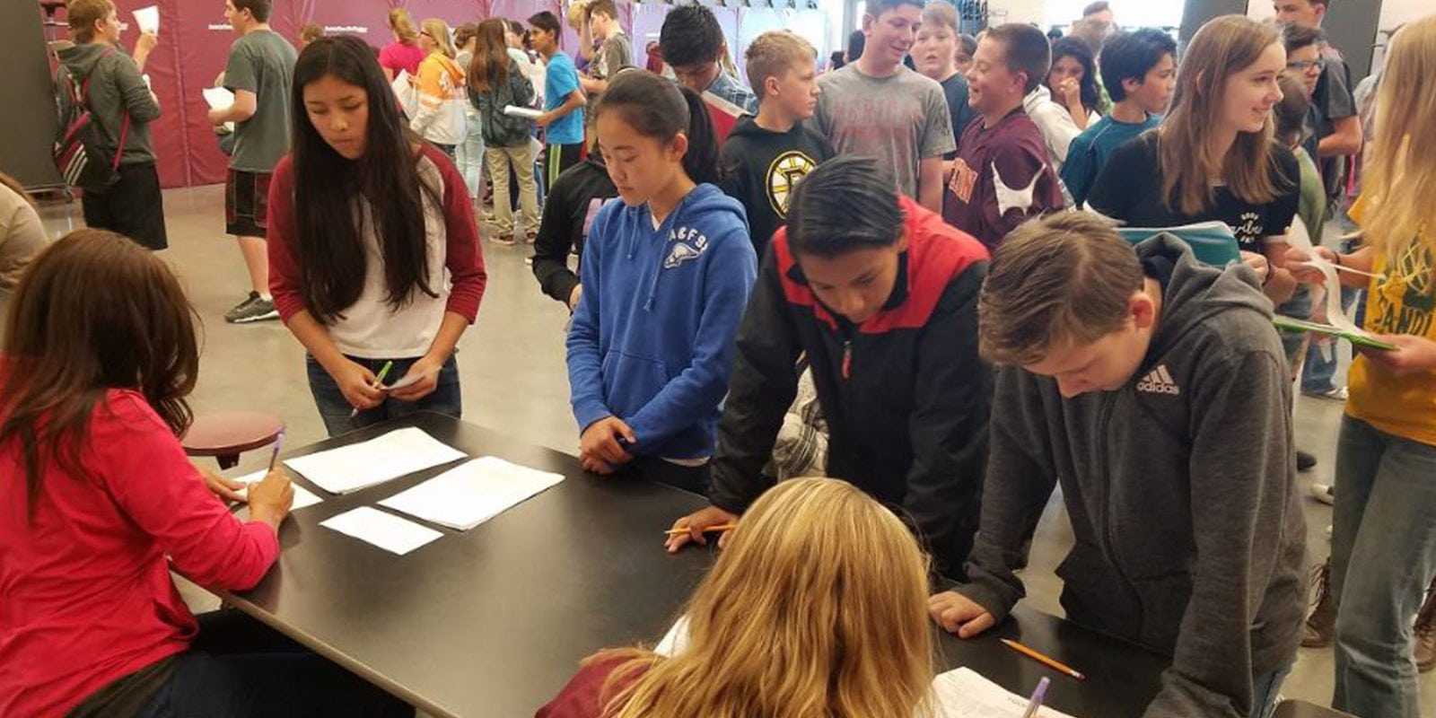 21st Century Registration – For Incoming 6th Grade Students